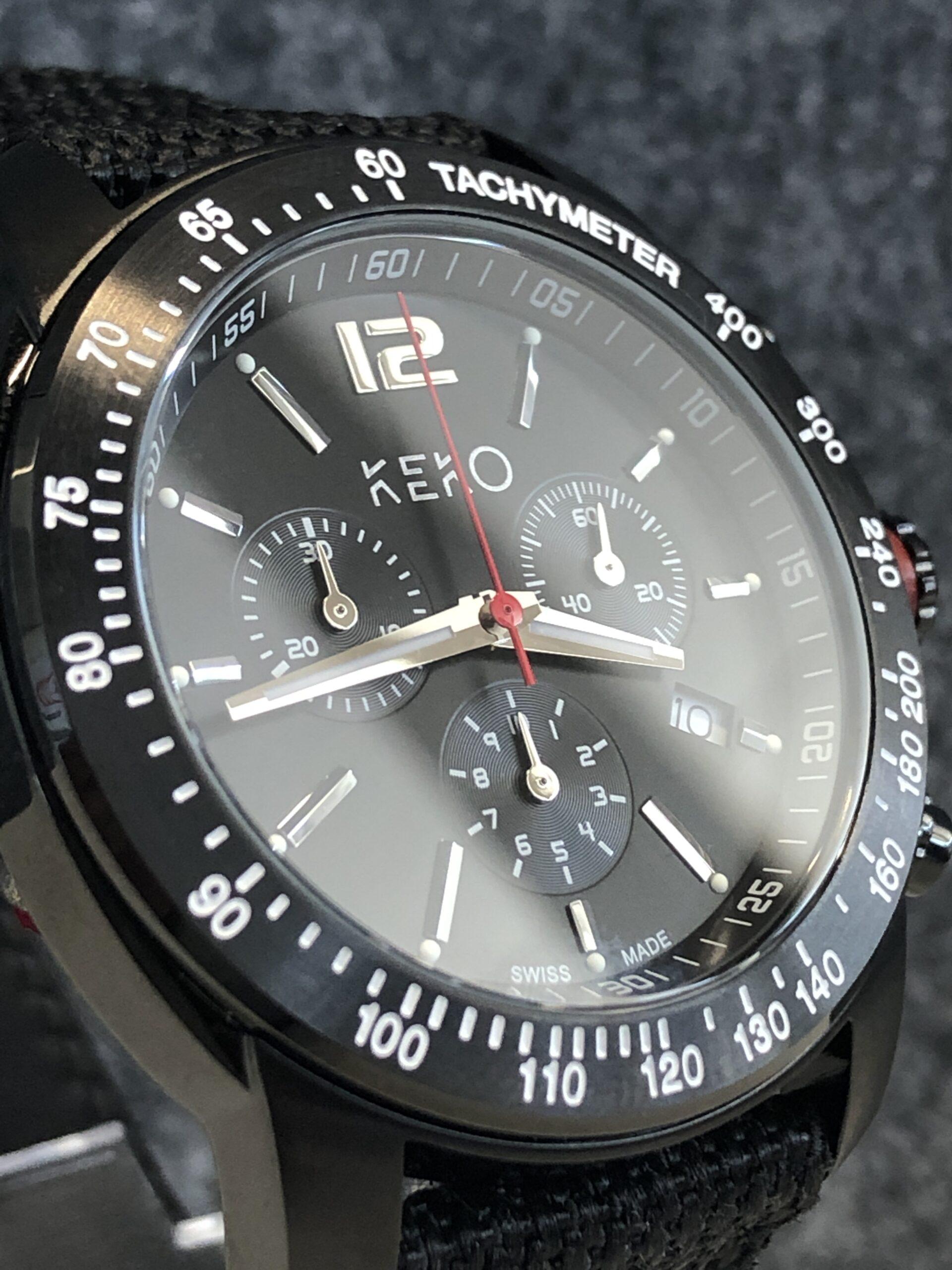 keko-chronograph-outdoor-adventure-mit-schwarzem-nylon-armband-seitenansicht